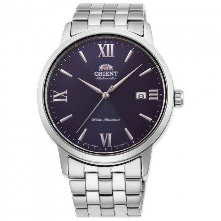 ORIENT RA-AC0F09L10B  Zegarek Męski Japońskiej Marki Orient AC0F09L10B