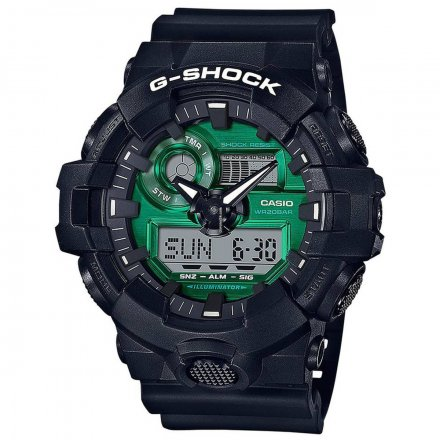 Zegarek Casio GA-700MG-1AER G-Shock GA 700MG 1A