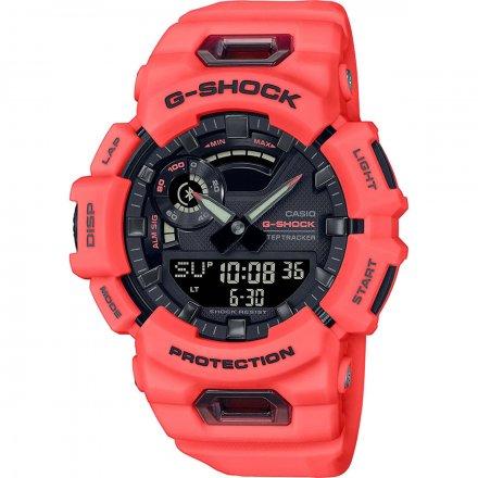 Zegarek Casio GBA-900-4AER G-Shock G-SQUAD GBA 900 4A