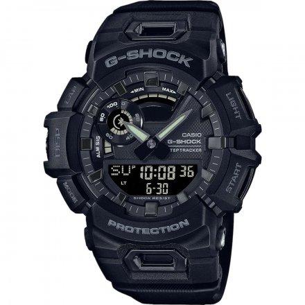 Zegarek Casio GBA-900-1AER G-Shock G-SQUAD GBA 900 1A