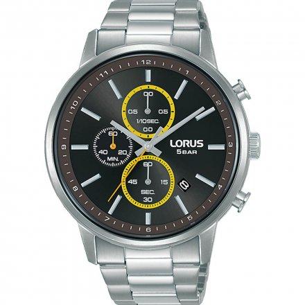 Zegarek Męski Lorus Classic Digital Chronograph RM395GX9