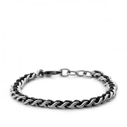 Biżuteria FOSSIL - Bransoletka Męska JF03852040