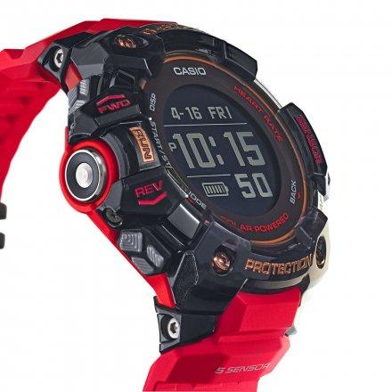 Zegarek Casio GBD-H1000-4A1ER G-Shock G-SQUAD GPS Pulsometr GBD H1000 4A1