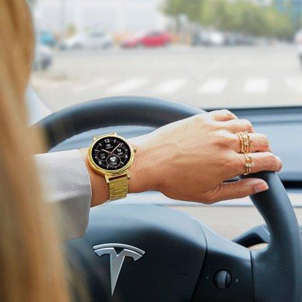 Złoty Smartwatch Marea z bransoletką B61002-5