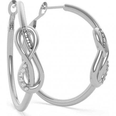 Biżuteria Guess damskie kolczyki UBE20086