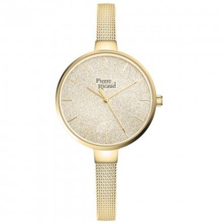 Pierre Ricaud P22085.1111Q Zegarek - Niemiecka Jakość