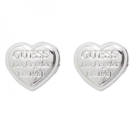 Biżuteria Guess damskie kolczyki UBE28008