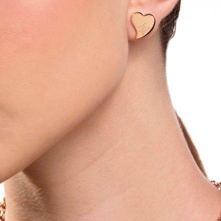 Biżuteria Guess damskie kolczyki UBE28048
