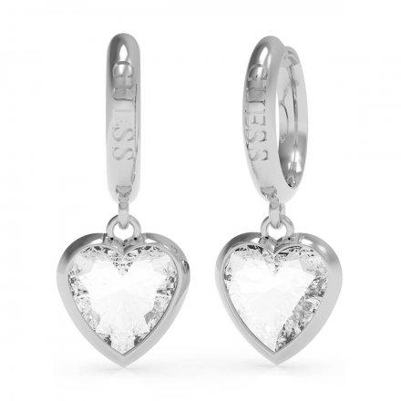 Biżuteria Guess damskie kolczyki UBE70028