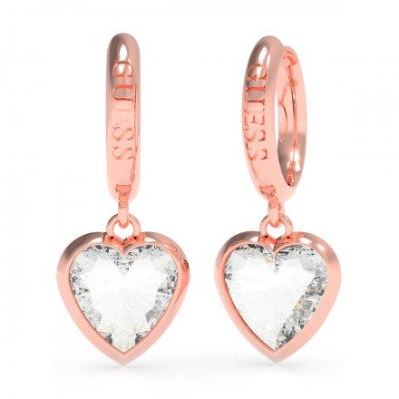 Biżuteria Guess damskie kolczyki UBE70030