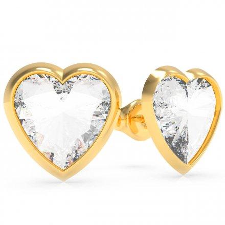 Biżuteria Guess damskie kolczyki UBE70040