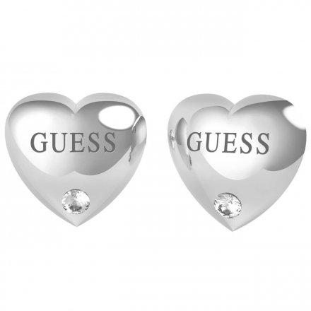 Biżuteria Guess damskie kolczyki UBE70104