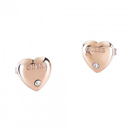 Biżuteria Guess damskie kolczyki UBE70106