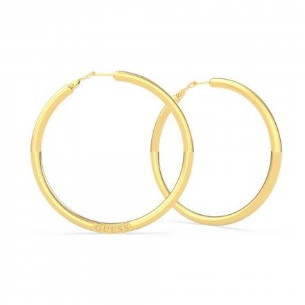 Biżuteria Guess damskie kolczyki UBE70140