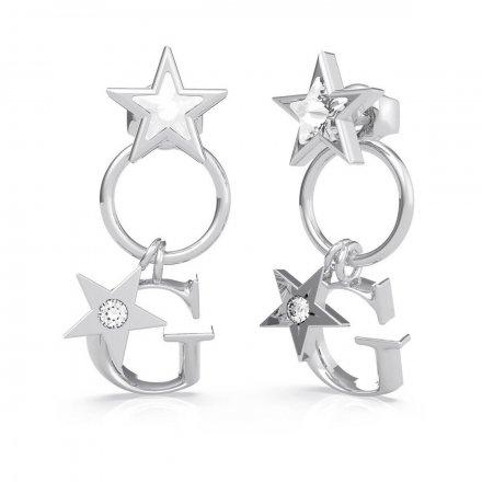 Biżuteria Guess damskie kolczyki UBE70165