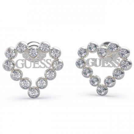 Biżuteria Guess damskie kolczyki H