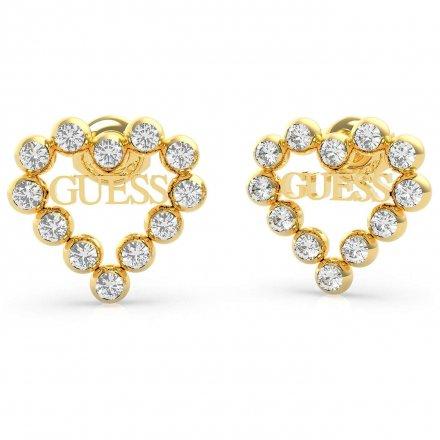Biżuteria Guess damskie kolczyki UBE70171