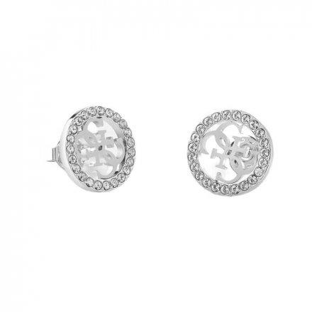 Biżuteria Guess damskie kolczyki UBE78004