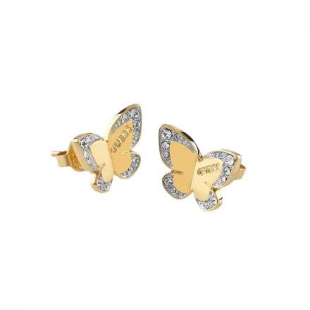 Biżuteria Guess damskie kolczyki UBE78011