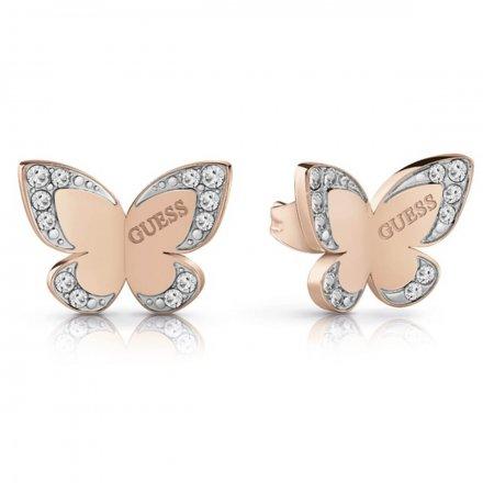 Biżuteria Guess damskie kolczyki UBE78012