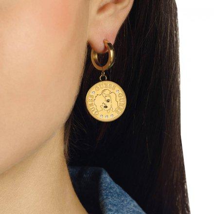 Biżuteria Guess damskie kolczyki UBE79156