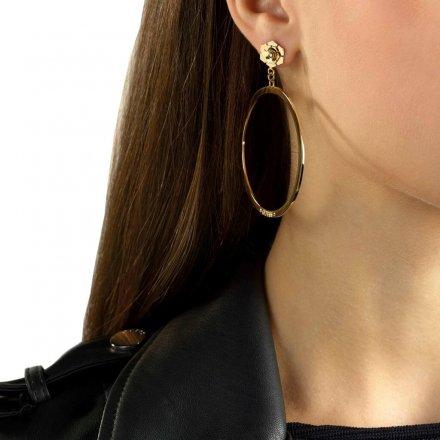Biżuteria Guess damskie kolczyki UBE79197