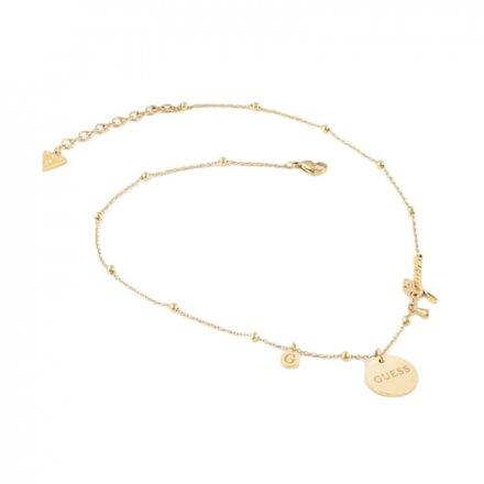 Biżuteria Guess damski naszyjnik UBN29102