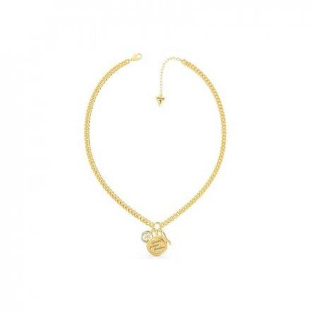 Biżuteria Guess damski naszyjnik UBN70047