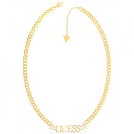 Biżuteria Guess damski naszyjnik UBN70064