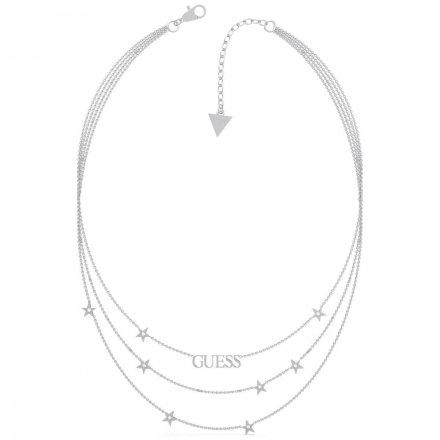Biżuteria Guess damski naszyjnik UBN70065