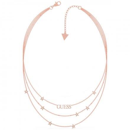 Biżuteria Guess damski naszyjnik UBN70067