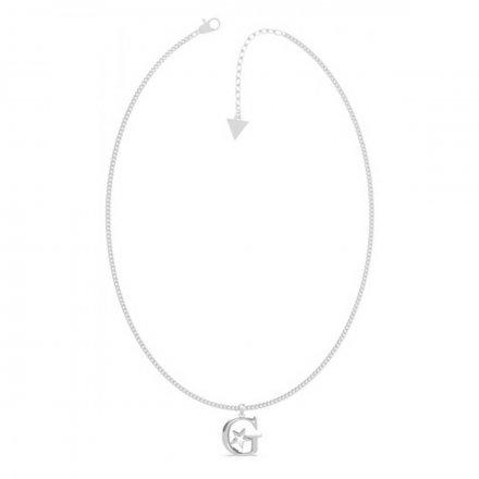 Biżuteria Guess damski naszyjnik UBN70068