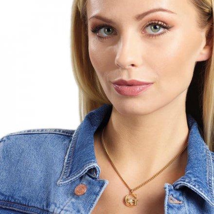 Biżuteria Guess damski naszyjnik UBN70069