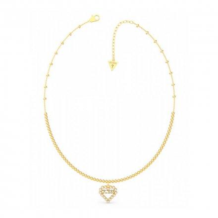 Biżuteria Guess damski naszyjnik UBN70073