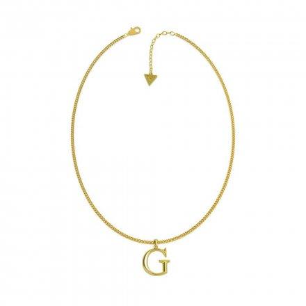 Biżuteria Guess damski naszyjnik UBN70078