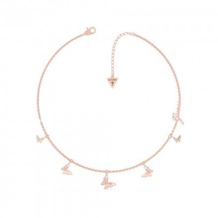 Biżuteria Guess damski naszyjnik UBN70082