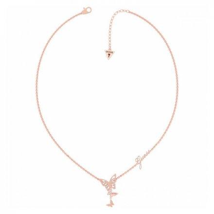 Biżuteria Guess damski naszyjnik UBN70084