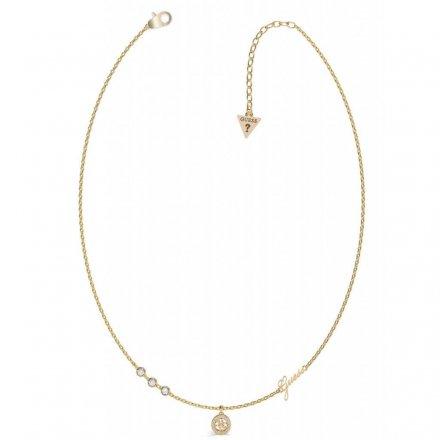 Biżuteria Guess damski naszyjnik UBN79023
