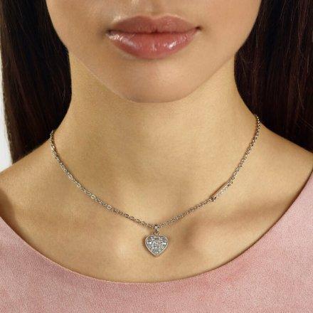 Biżuteria Guess damski naszyjnik UBN79034