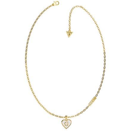 Biżuteria Guess damski naszyjnik UBN79035