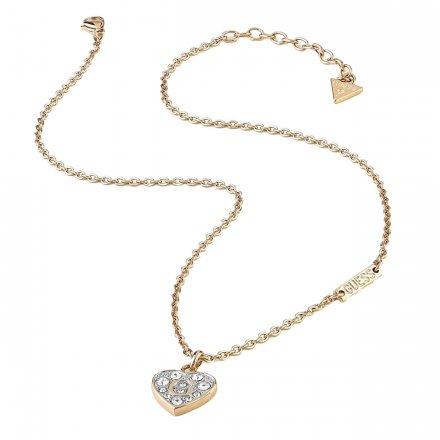 Biżuteria Guess damski naszyjnik UBN79159