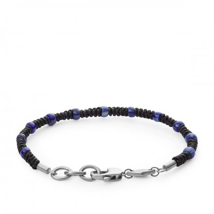 Biżuteria FOSSIL - Bransoletka Męska JF03621040