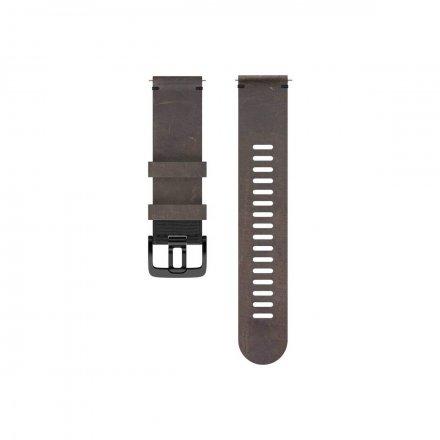 Polar Pasek 22mm skórzany brązowy M/L