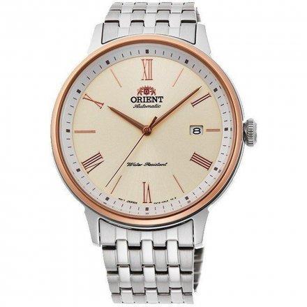 ORIENT RA-AC0J01S10B Zegarek Męski Japońskiej Marki Orient  AC0J01S10B