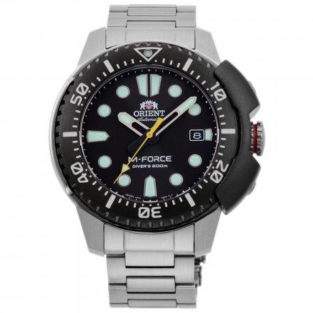 ORIENT RA-AC0L01B00B Zegarek Męski Japońskiej Marki Orient AC0L01B00B