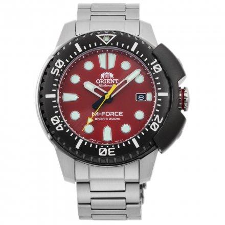 ORIENT RA-AC0L02R00B Zegarek Męski Japońskiej Marki Orient AC0L02R00B