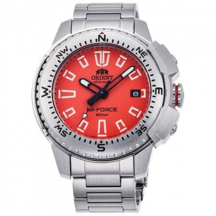 ORIENT RA-AC0N02Y10B Zegarek Męski Japońskiej Marki Orient AC0N02Y10B