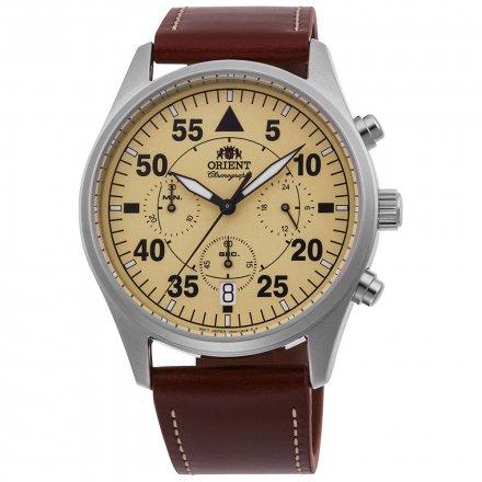 ORIENT RA-KV0503Y10B Zegarek Męski Kwarcowy Japońskiej Marki Orient