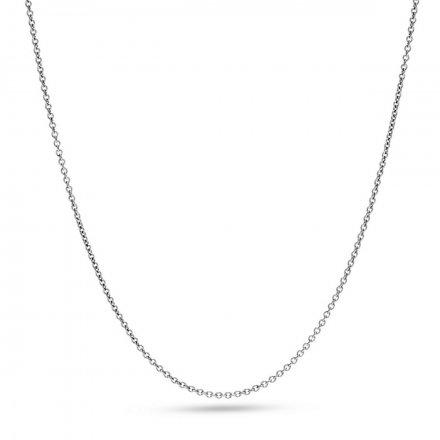 Srebrny Fossil Naszyjnik damski JF03590040