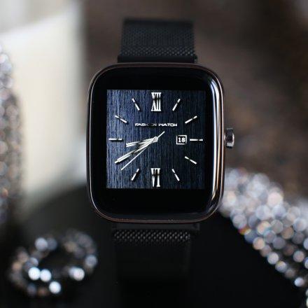 Smartwatch czarny Vector VCTR-33-03BK